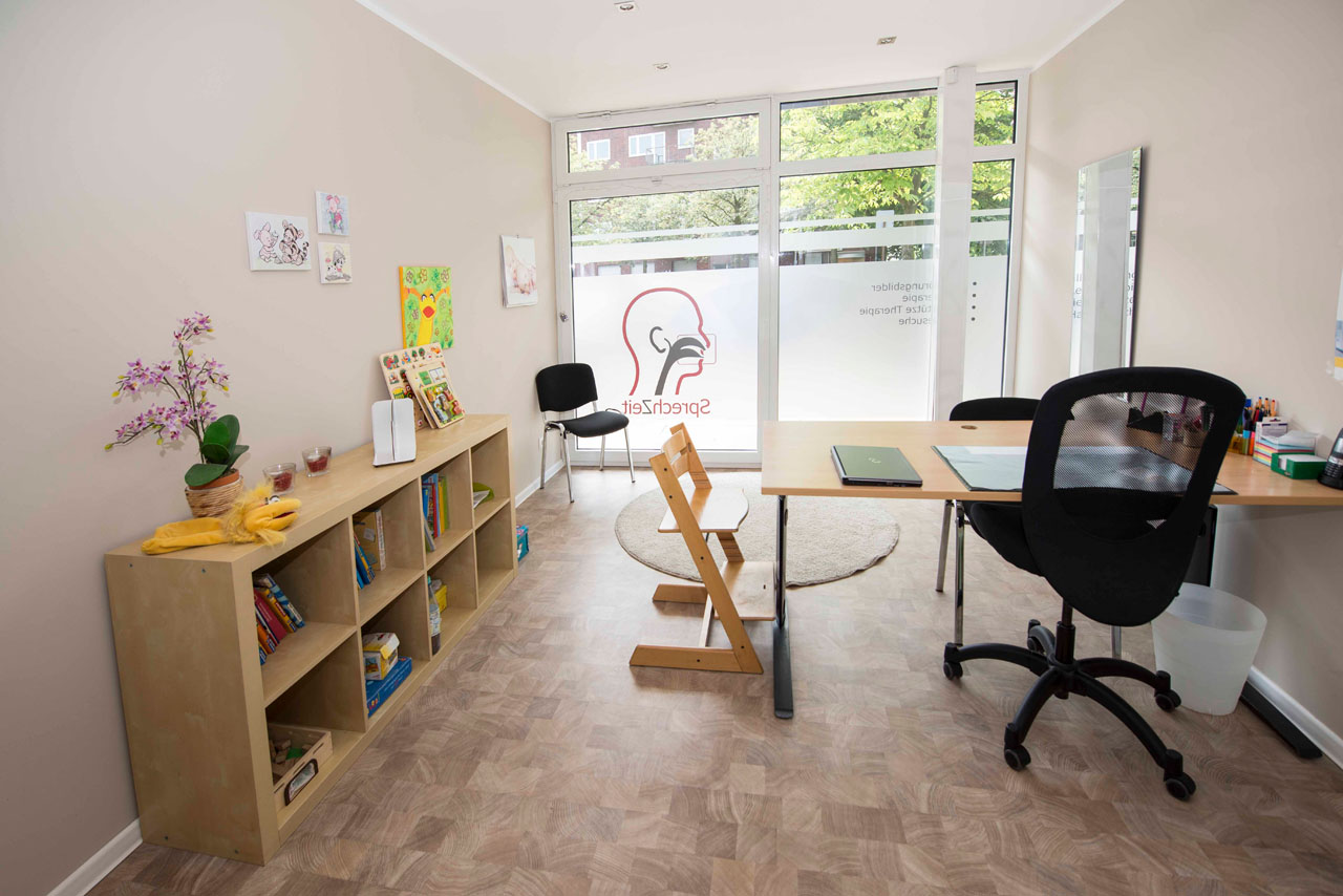stellenangebote sprechzeit praxis f r sprachtherapie und klinische lerntherapie. Black Bedroom Furniture Sets. Home Design Ideas